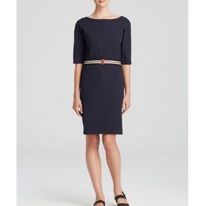 Theory Yumira Poplin Cotton Dress
